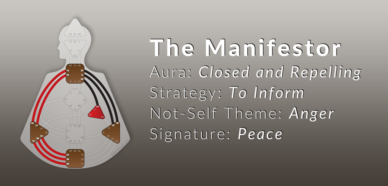 The Manifestor: To Live a Life with Peace